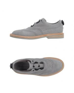 Обувь на шнурках SPECTUSSHOECO.. Цвет: светло-серый
