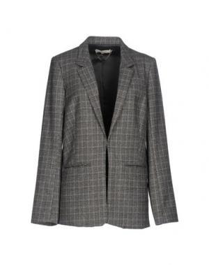 Пиджак KORALLINE. Цвет: серый