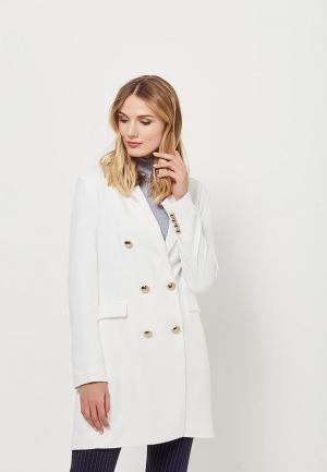 Пиджак Silvian Heach. Цвет: белый
