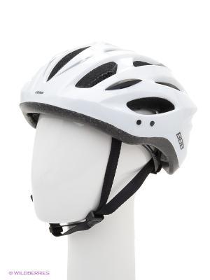 Шлем BBB. Цвет: белый, серый