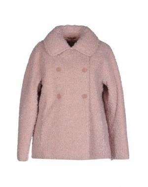 Куртка [C] STUDIO. Цвет: розовый