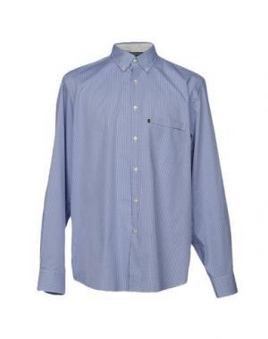 Pубашка NAVIGARE. Цвет: синий