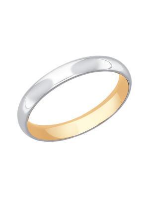 Обручальное кольцо SOKOLOV 110128/о