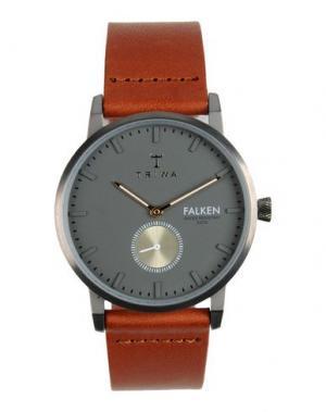 Наручные часы TRIWA. Цвет: серый
