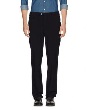 Повседневные брюки PIATTO. Цвет: темно-фиолетовый