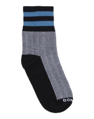 Короткие носки DONDUP. Цвет: черный