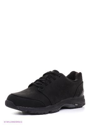 Кроссовки для ходьбы GEL-ODYSSEY WR ASICS. Цвет: черный, белый