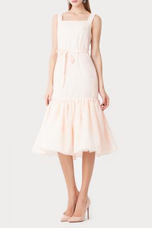 Платье Isabel Garcia. Цвет: pink