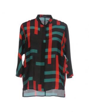Pубашка STRENESSE. Цвет: черный