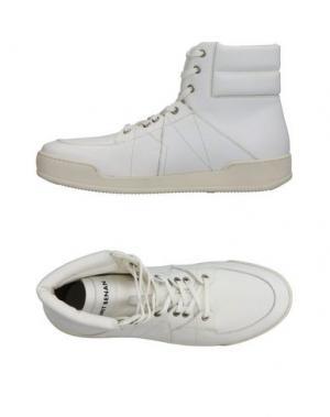 Высокие кеды и кроссовки UMIT BENAN. Цвет: белый