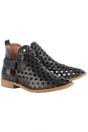 Ботинки MARIA BARCELO. Цвет: черный