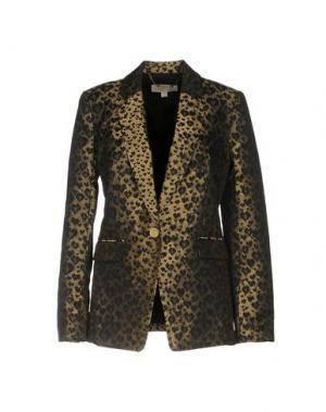 Пиджак MICHAEL KORS. Цвет: хаки