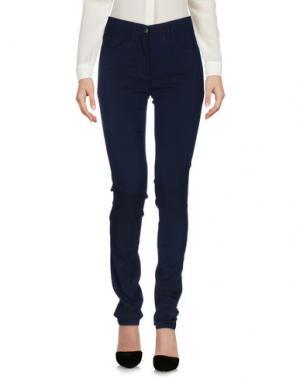 Повседневные брюки ROBERTA PUCCINI by BARONI. Цвет: темно-синий