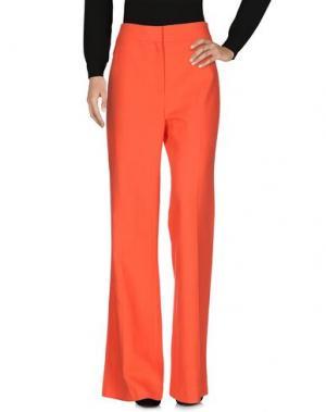 Повседневные брюки VANESSA BRUNO. Цвет: оранжевый