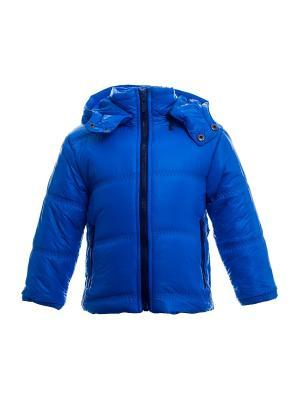 Куртка Bonito kids. Цвет: синий