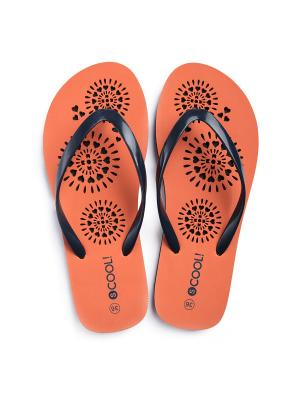 Пантолеты S`Cool. Цвет: оранжевый