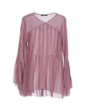 Блузка CARLA G.. Цвет: светло-фиолетовый
