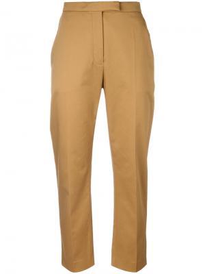 Укороченные брюки Kenzo F752PA1325AQ11943952