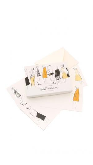 Garance Dore Collection Friends Social Stationery Rifle Paper Co