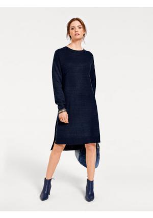 Платье B.C. BEST CONNECTIONS by Heine. Цвет: голубой, темно-синий