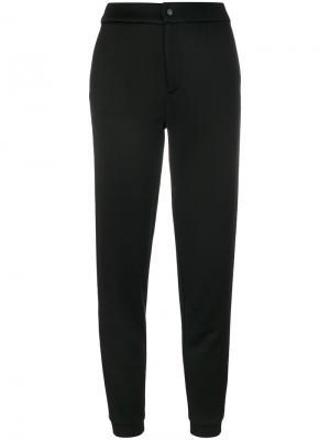 Beaded stripe track pants Jo No Fui. Цвет: чёрный