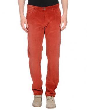 Повседневные брюки BROOKSFIELD ROYAL BLUE. Цвет: красный