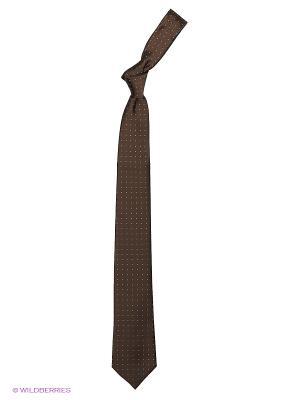 Галстук MONDIGO. Цвет: коричневый