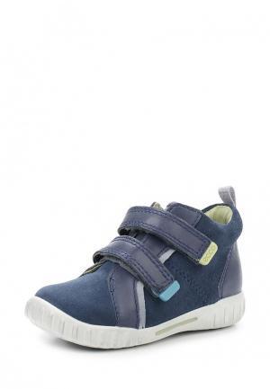 Ботинки MIMIC Ecco. Цвет: синий