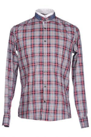 Рубашка David Mayer. Цвет: синий