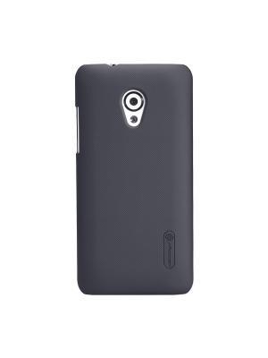 Накладка для HTC Desire 700/7088 Super Frosted Shield Nillkin. Цвет: черный