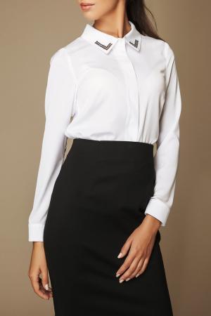Рубашка Ambigante. Цвет: белый