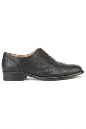 Туфли Gianmarco Benatti. Цвет: черный