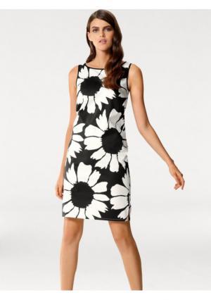 Платье PATRIZIA DINI. Цвет: черный