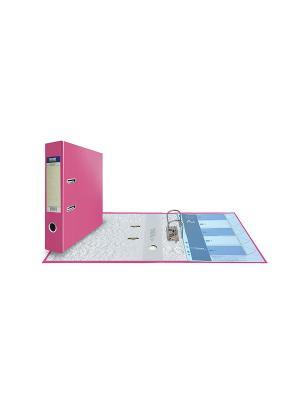 Регистратор PVC 75мм classic розовый Expert Complete. Цвет: розовый