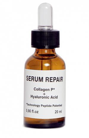Восстанавливающая сыворотка c Пальмитоил-коллагеном и Гиалуроновой кислотой Serum Repair. Collagen P + Hyaluronic Acid Dr.Sebagh. Цвет: бесцветный