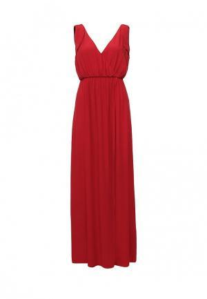 Платье Springfield. Цвет: красный