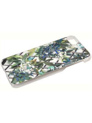 Чехол Lacroix для iPhone 7 CANOPY Hard Malachite (White) Christian. Цвет: белый