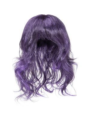 Парик La Mascarade. Цвет: фиолетовый