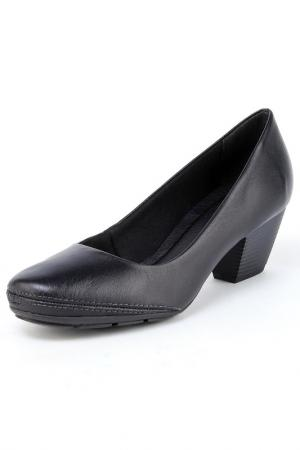 Туфли Monis. Цвет: черный