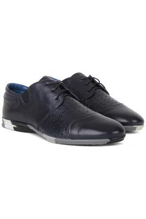 Ботинки Alexander Hotto. Цвет: синий