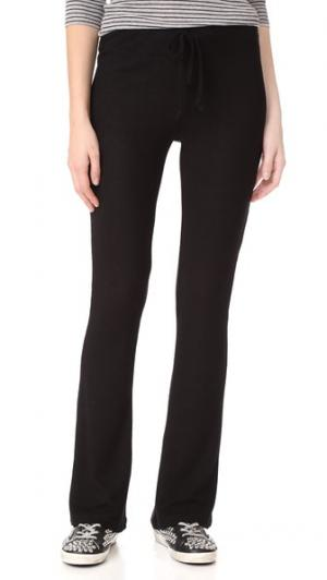 Расклешенные брюки Z Supply. Цвет: голубой