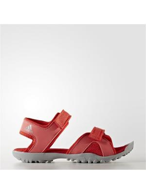 Сандалии дет. спорт. SANDPLAY OD K Adidas. Цвет: красный