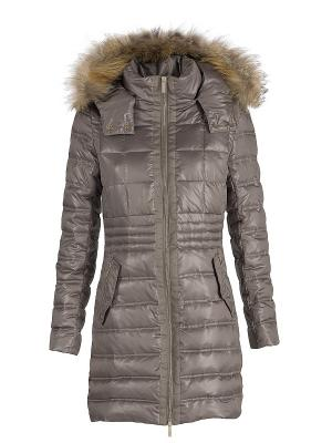 Куртка Oltre. Цвет: хаки, серый меланж, серо-зеленый