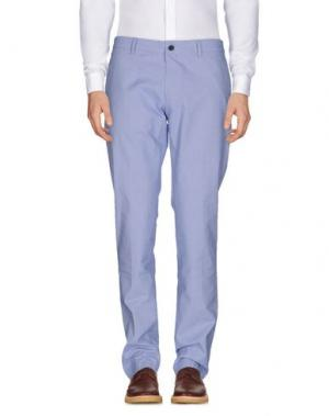 Повседневные брюки CONTE OF FLORENCE. Цвет: лазурный