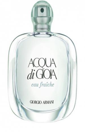 Туалетная вода Acqua Di Gioia Eau Fraiche Giorgio Armani. Цвет: бесцветный