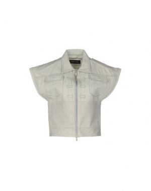 Джинсовая верхняя одежда DAMIR DOMA. Цвет: синий