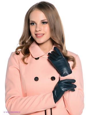 Перчатки Eleganzza. Цвет: морская волна