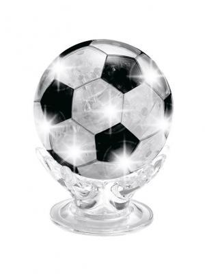 Crystal Puzzle 3D  Футбольный Мяч L Склад Уникальных Товаров. Цвет: белый