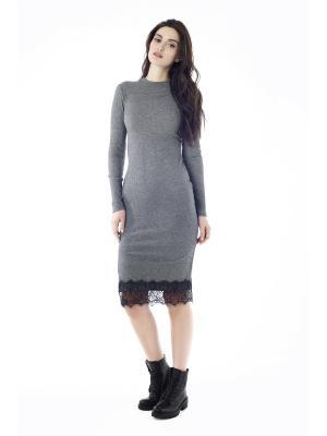 Платье-миди с кружевом Jolie FreeSpirit