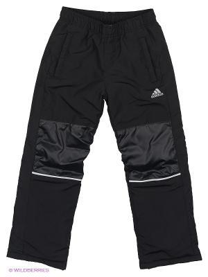 Брюки YB LIGHT P PT Adidas. Цвет: черный